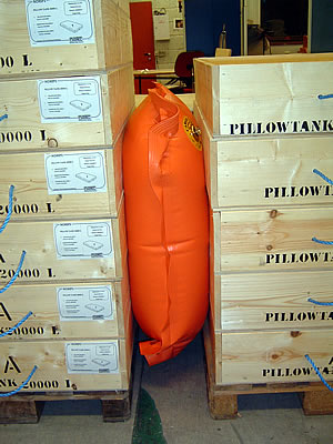 Cargo Care fra PVC Products AS